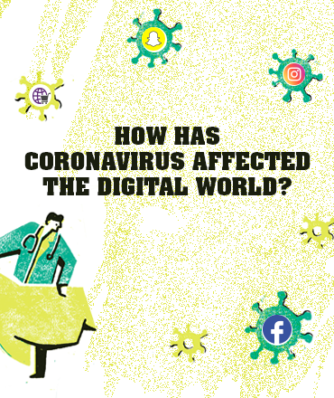 How has Coronavirus affected the Digital World?